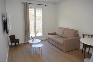 appartement 2-3 personnes
