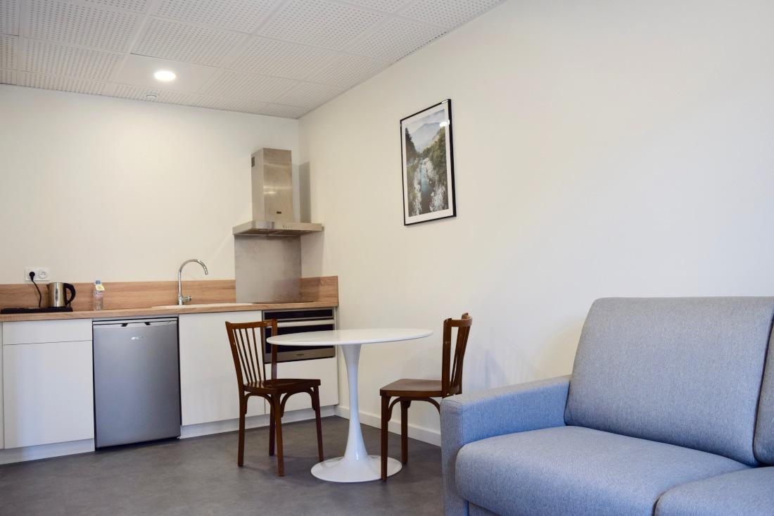 appartement les platanes