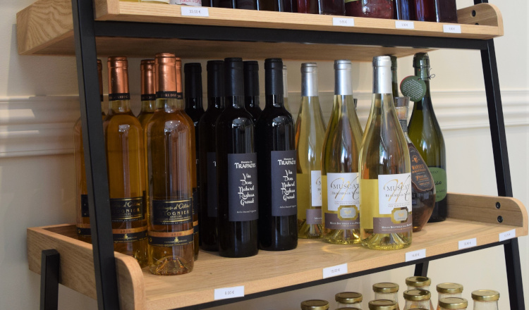 vin épicerie fine